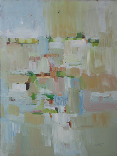 Early Abstract Work by Ray Duncan